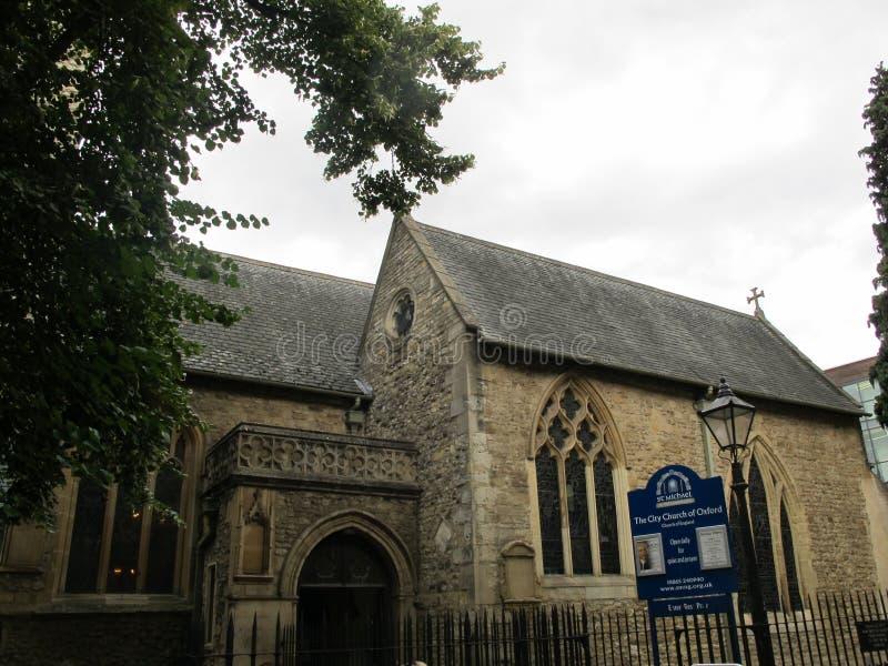 Kirche, Oxford stockbild
