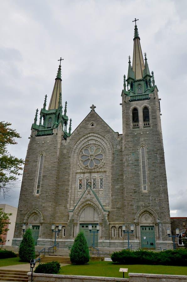 Kirche Sainte Famille lizenzfreie stockfotografie