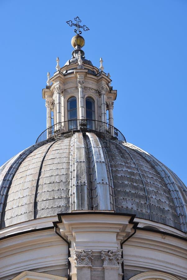 Kirche Sant Agnese lizenzfreies stockbild