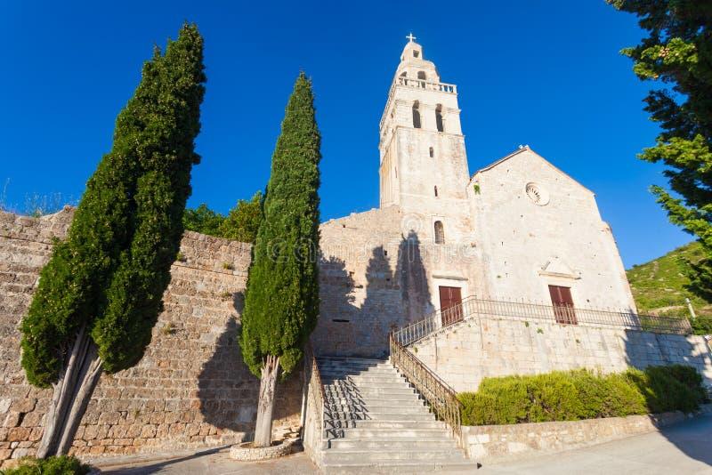 Kirche St. Nikola stockfoto
