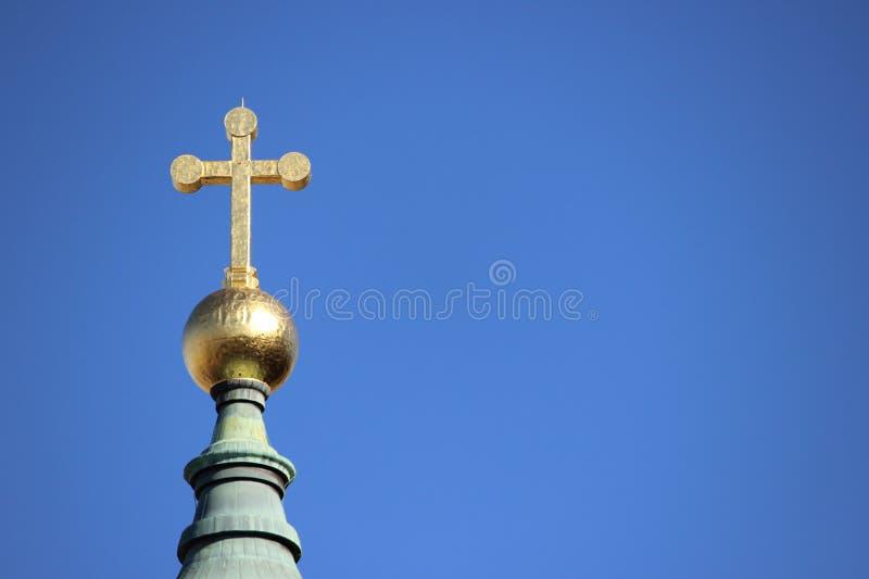 Kirche Steeple stockfotografie