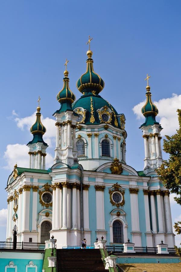 Kirche Str stockfoto