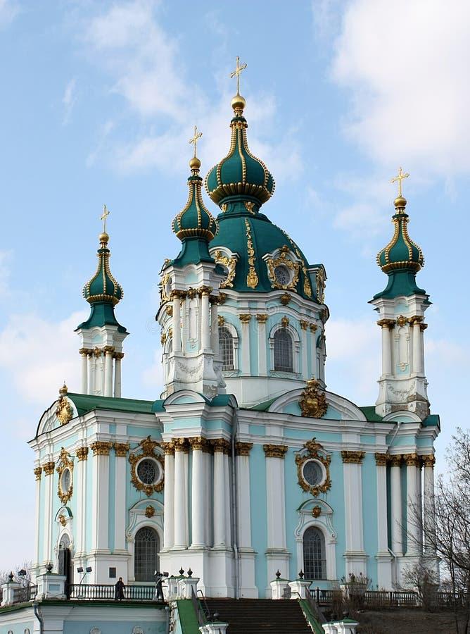 Kirche Str.-Andrews lizenzfreie stockbilder