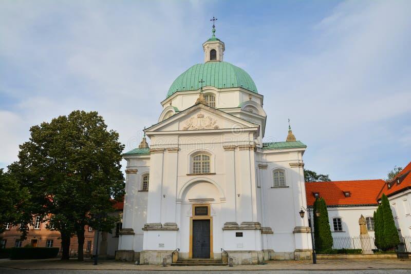 Kirche Str lizenzfreies stockbild
