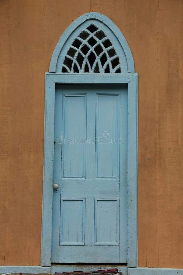 Kirche Tür lizenzfreie stockfotos
