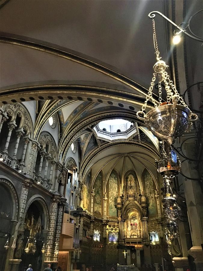 Kirche und Religion lizenzfreies stockbild