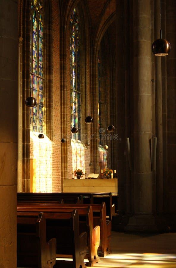 Kirche Unser Lieben Frauen stock fotografie