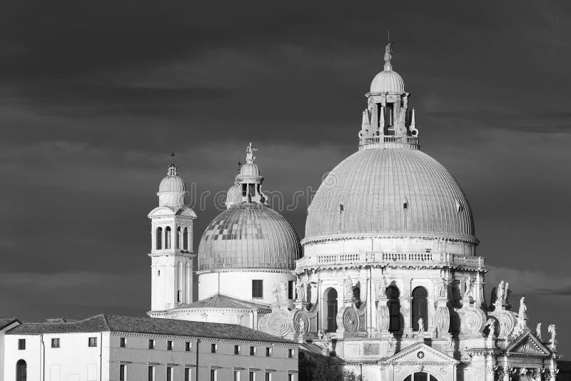 Kirche in Venedig, Italien stockfotografie