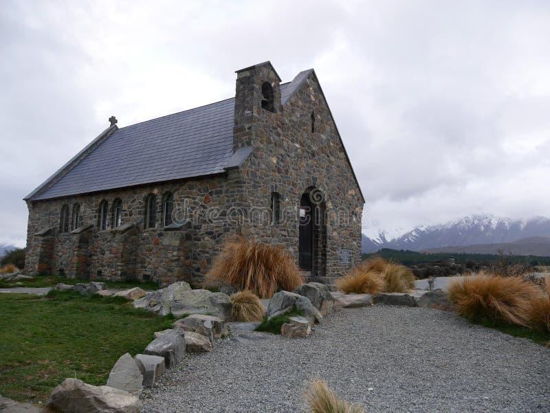 Kirche von der gute Hirte lizenzfreie stockbilder