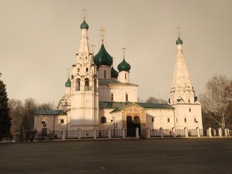 Kirche von Eliah der Prophet stockfotografie