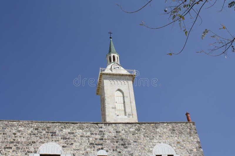 Kirche von Johannes der Baptist stockbild