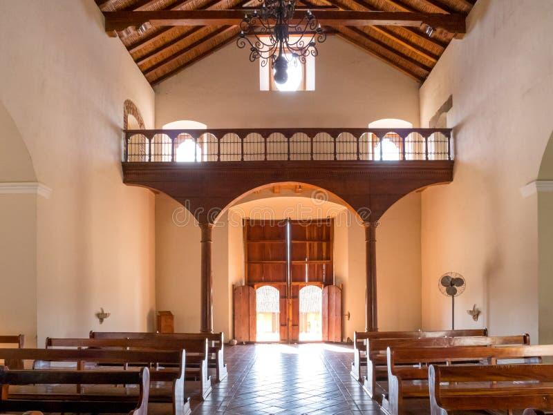 Kirche von San Francisco stockfoto