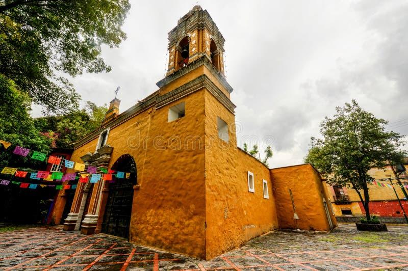 Kirche von Santa Catarina stockfoto