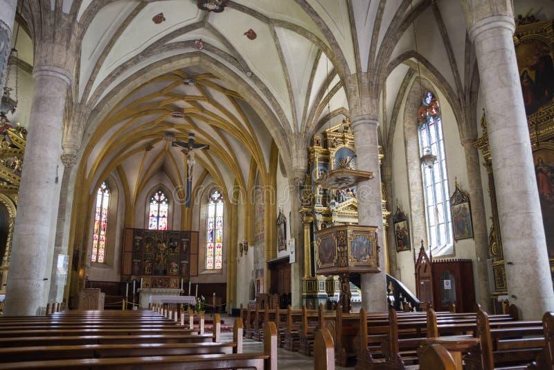 Kirche von Santa Maria Assunta lizenzfreies stockfoto