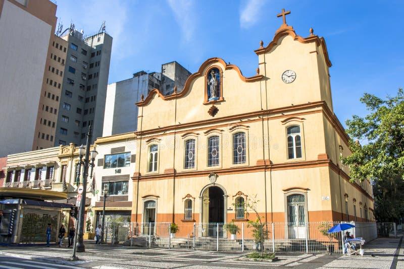 Kirche von Sao Gonçalo stockbild
