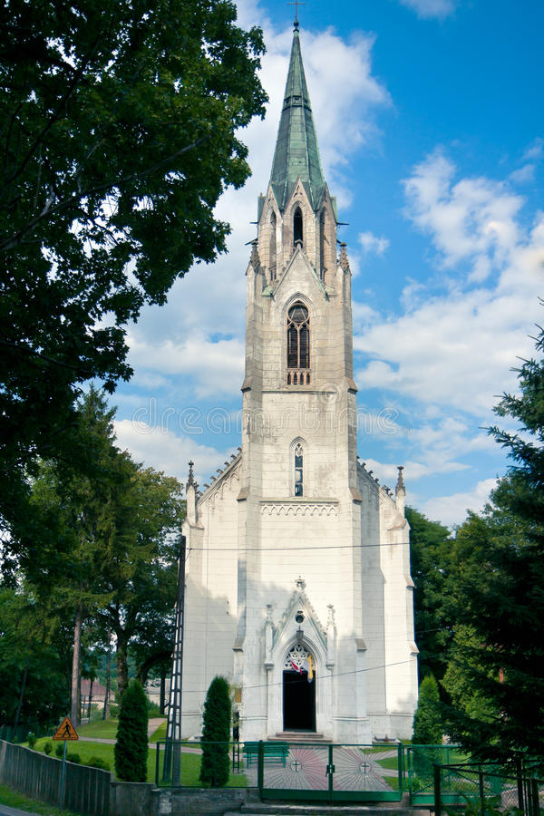 Kirche von Str. Adalbert stockfoto