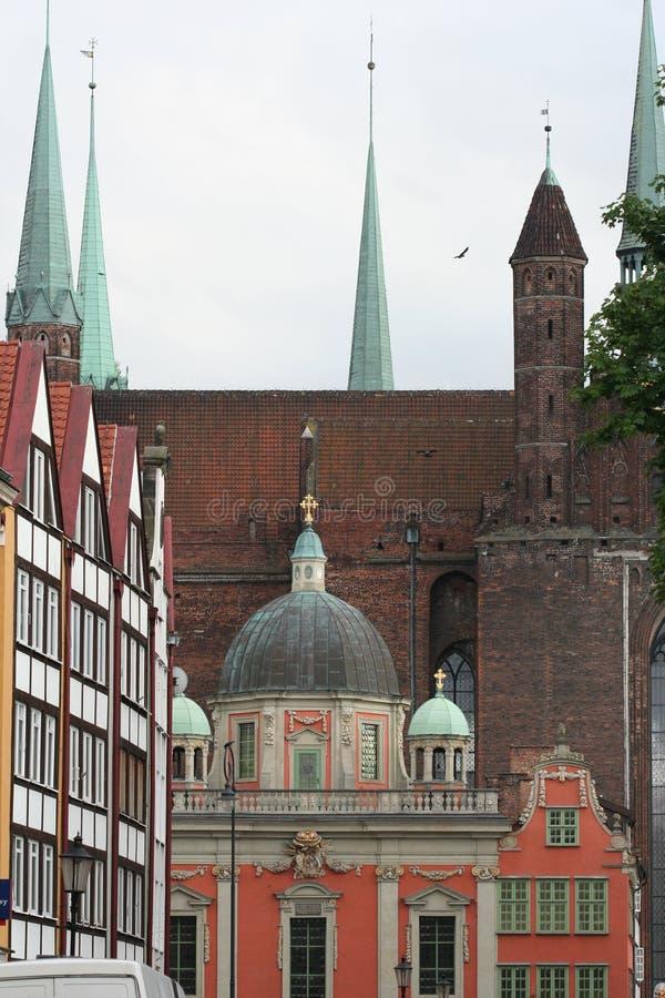 Download Kirchen stockbild. Bild von bezirk, polen, ziegelstein - 12202081