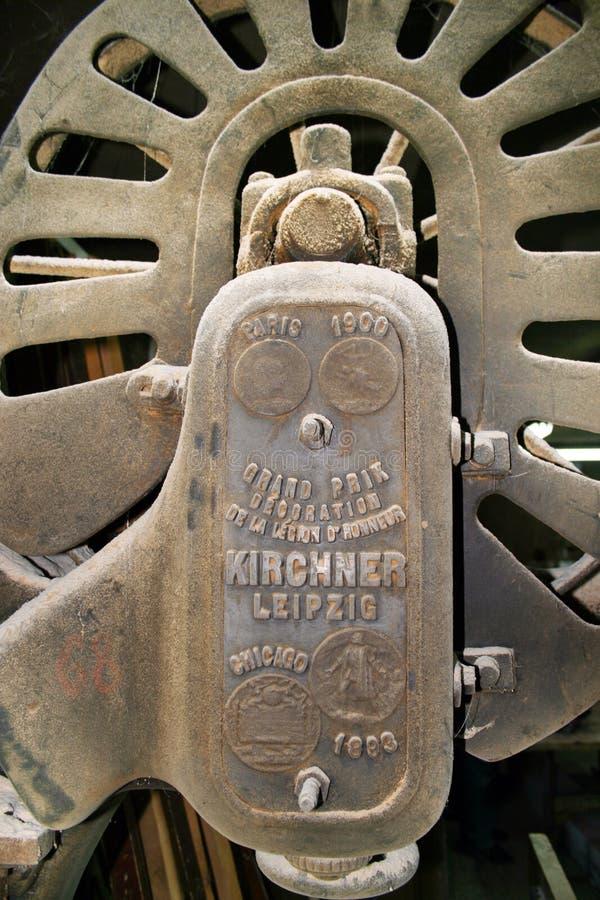 Download Kirchner machine editorial photo. Image of kirchner, rust - 25746761