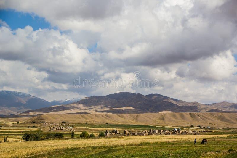 Kirgizstan hermoso imagenes de archivo