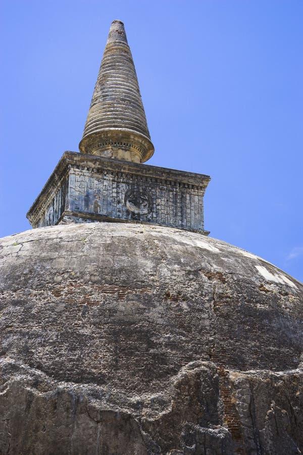 Kiri Vehera, Polonnaruwa, Sri Lanka fotos de archivo