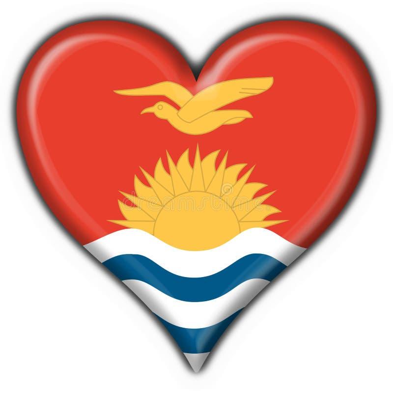 Download Kiribati Button Heart Round Stock Illustration - Illustration of icon, love: 7315146