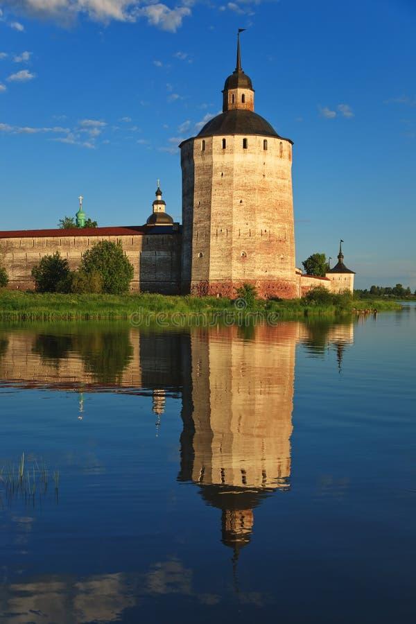 Free Kirillo-Belozersky Monastery, Tower Royalty Free Stock Photo - 12740045
