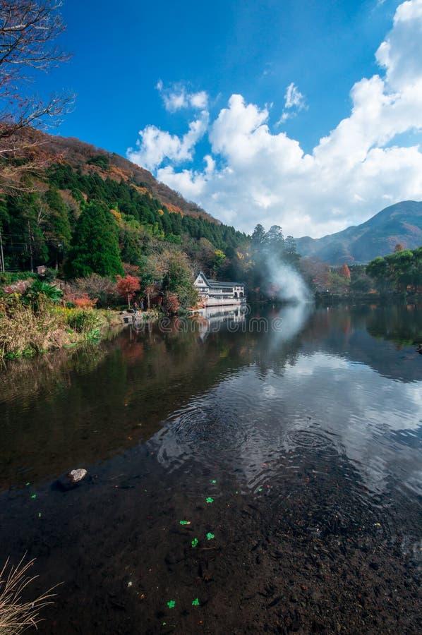 Kirin Lake stock foto