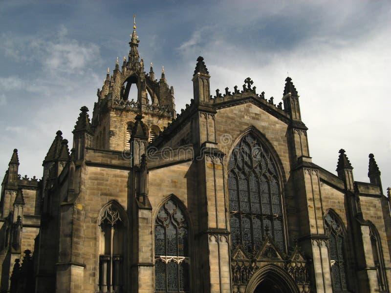 Kirk elevado de St. Giles 02 imagem de stock royalty free