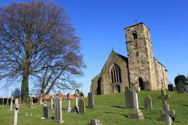 Download Kirk Hammerton Village Church, Yorkshire, England Stock Photo - Image: 29437568
