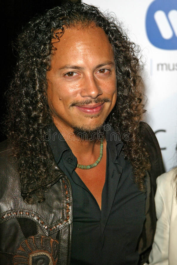 Download Kirk Hammett editorial image. Image of pacifif, hollywood - 30012515