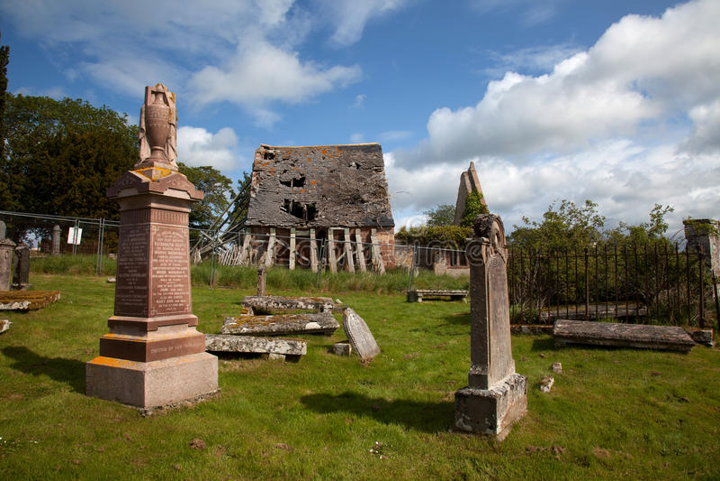 Download Kirk Michael stock image. Image of scottish, isle, church - 20160047