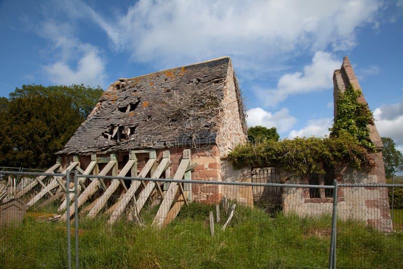 Download Kirk Michael stock photo. Image of graveyard, ruin, black - 20160130