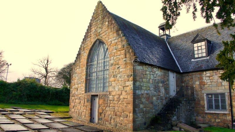 Kirkintilloch: Μουσείο εκκλησιών Auld στοκ φωτογραφία