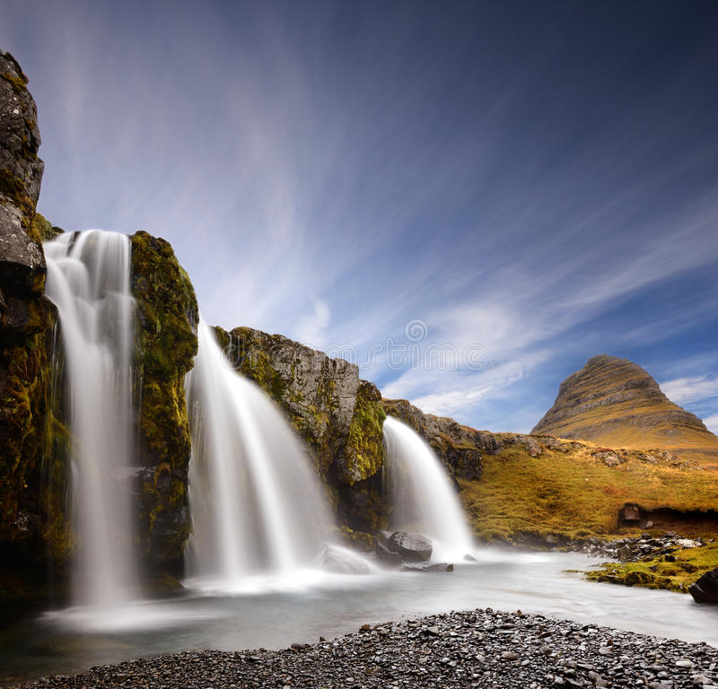 Download Kirkjufell Iceland stock image. Image of geology, north - 45394695