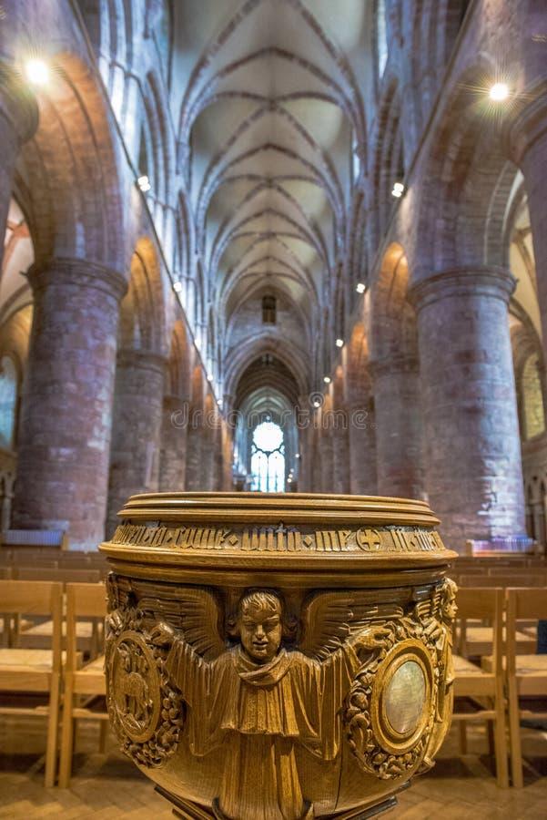 Kirkwall Escocia imagen de archivo libre de regalías