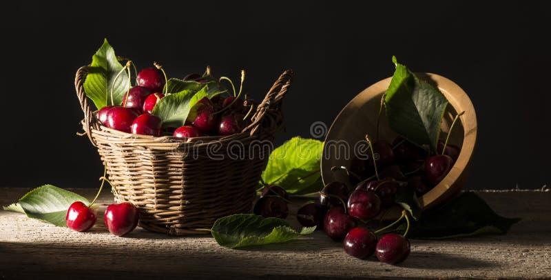 Kirschen stockfoto