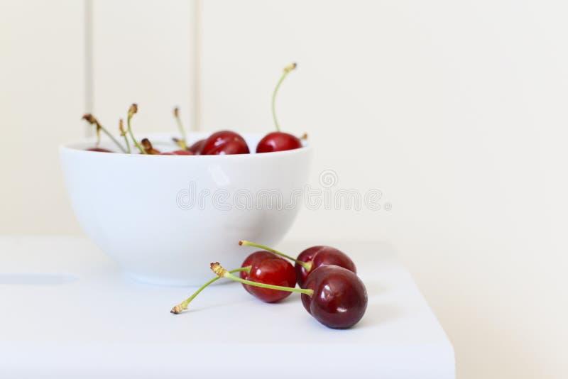 Kirschen stockbild