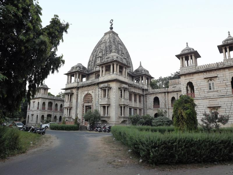 Kirti Mandir, Vadodara, Gujarat royalty-vrije stock afbeelding