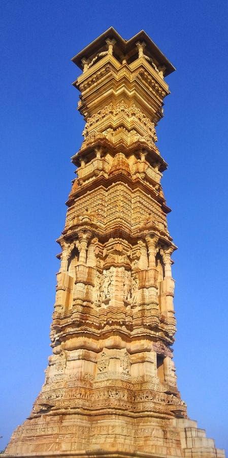 Kirti-sthambh stockfotografie