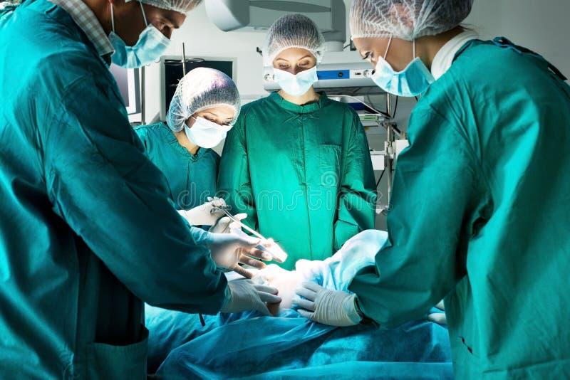 Kirurgi royaltyfri foto