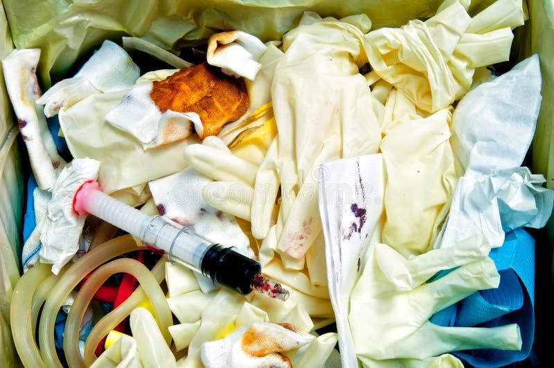 Kirurgisk avfalls royaltyfria bilder