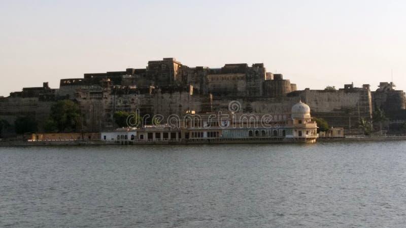Kishangarh堡垒 库存照片