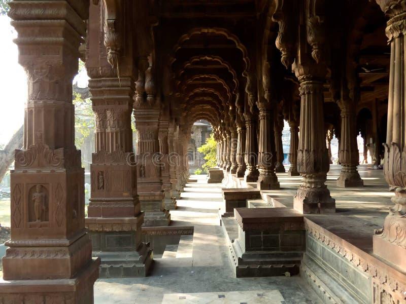 Kishanpura Chhatri κοντά σε Rajbada στοκ εικόνες με δικαίωμα ελεύθερης χρήσης