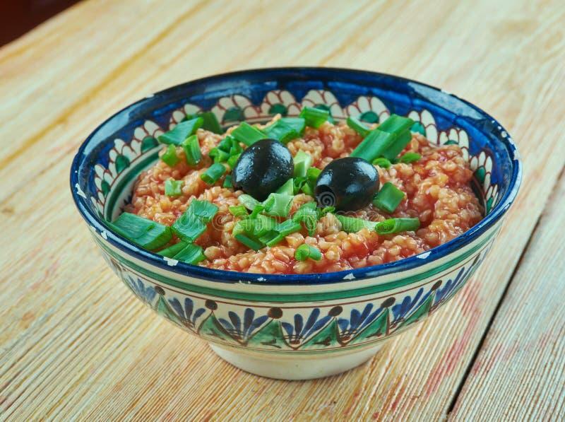 Download Kisir stockfoto. Bild von tomate, mittelmeer, cuisines - 90233718