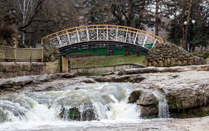 Kislovodsk Национальный парк Россия стоковое фото rf