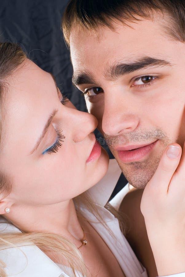 Free Kiss Royalty Free Stock Photography - 2258747
