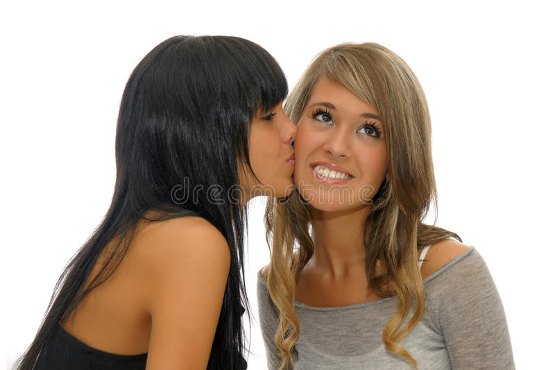 Download A Kiss Stock Photo - Image: 23633280