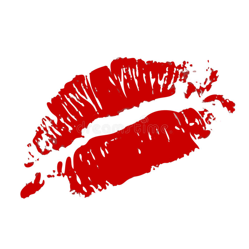 Free Kiss Lips Royalty Free Stock Photos - 12314248