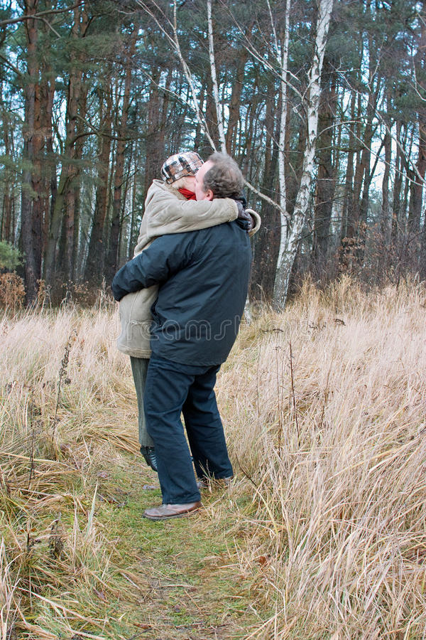 Download Kiss of love. stock photo. Image of husband, face, happy - 23003632