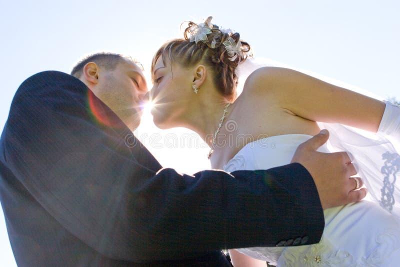 Download Kiss Through The Sun Stock Photos - Image: 4616473